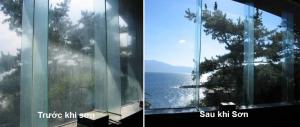 Chống mờ, tăng độ bền cho kính